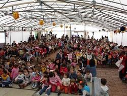 Nutella-Party per i bambini di Pinarella