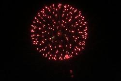Fuochi d'artificio a Cervia