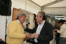 Giovanni Camprini e il presidente delle Ascom Mario Baldassarri