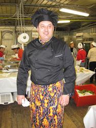 Lo chef della Sagra